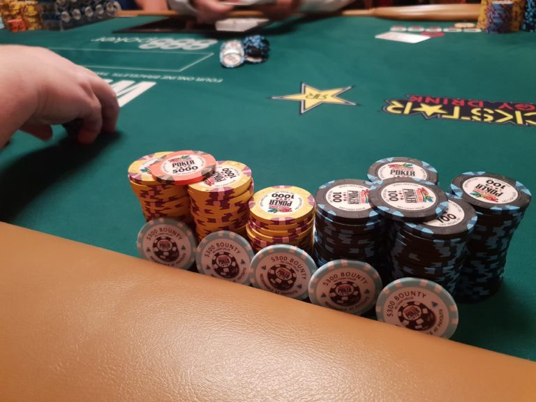 Las Vegas 2018 / WSOP 2018 / World Series of Poker