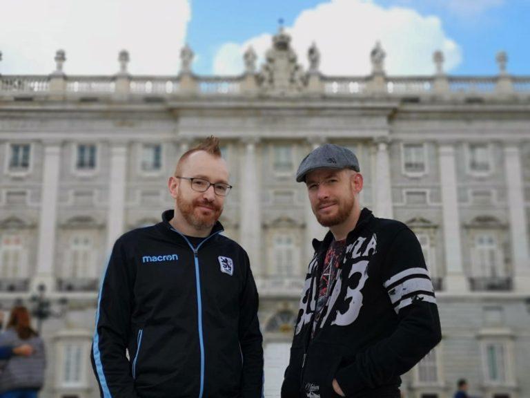 Slayer in Madrid 17.11.2018 – Anreise und Konzerttag in Madrid