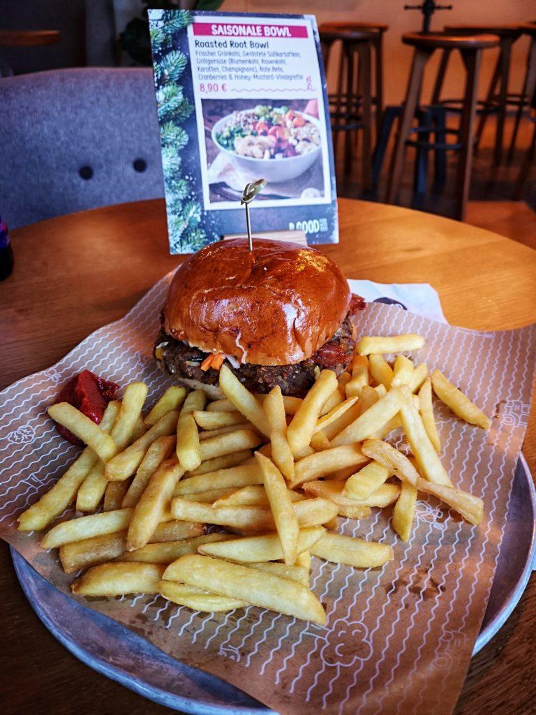 B.GOOD – Food with roots, München – Haidhausen