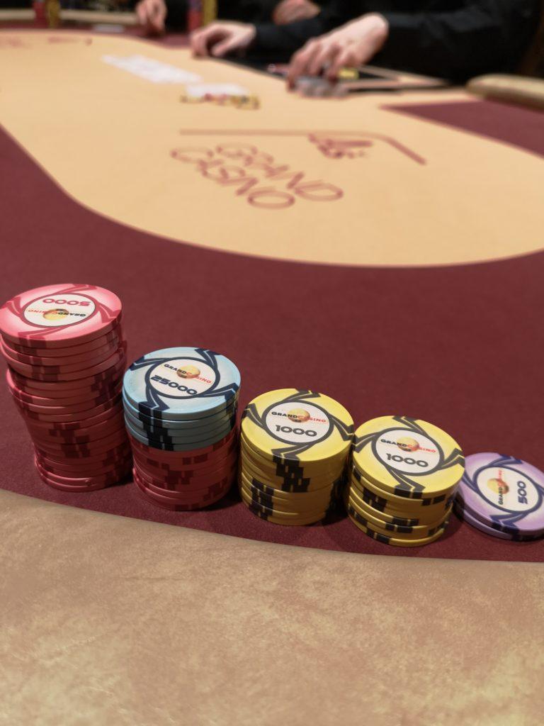 Grand Casino As (Asch) – auch eine schöne Adresse für Poker