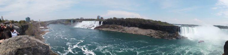 Kanada – Niagara Fälle – Mai 2019