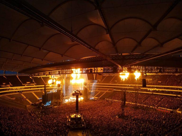 Rammstein Konzert live in Frankfurt am 13. Juli 2019