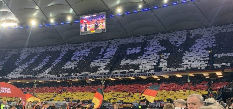 Länderspiel Deutschland – Holland am 06.09.2019 in Hamburg, 2:4