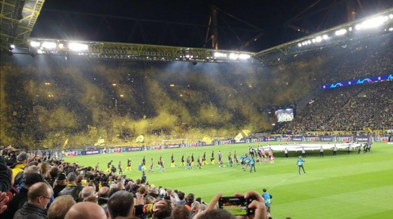 Borussia Dortmund – FC Barcelona, 17.09.19, 0:0