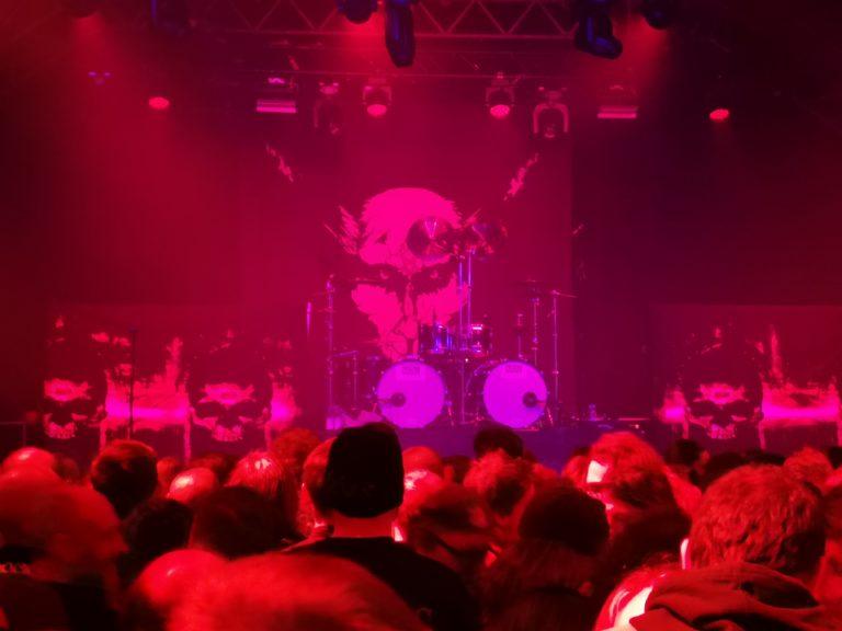 Lucifer Rising Festival – Venom + Dark Funeral + Midnight + Wiegedood + Deathrite, 30.12.2019 in der Tonhalle München