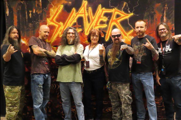 Slayer Meet & Greet in Las Vegas, 27.11.2019