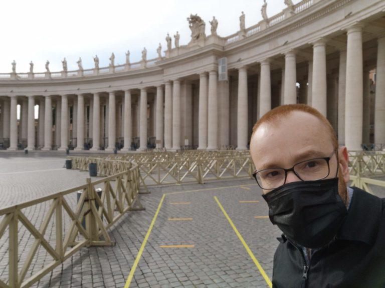 Reisen trotz Corona-Reisewarnung – Teil V: Rom / Vatikan / Petersdom