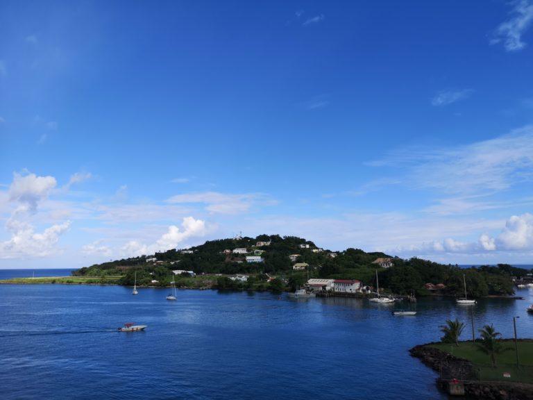 Ein Jahr zurück, Tag 8: St. Lucia – traumhafte Bootsfahrt, Vulkan-Tour, Schwefelquellen & Schnorcheln