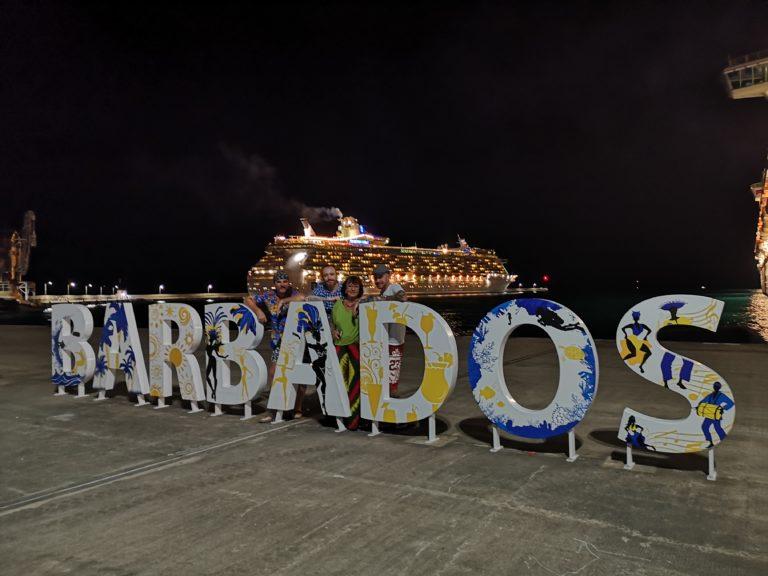Ein Jahr zurück, Tag 9: Mom´s Therapy auf Barbados