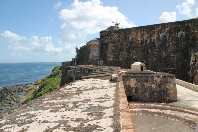 """Ein Jahr zurück, Tag 4: Die Festung in San Juan und Einschiffung auf der """"Freedom of the Seas"""""""