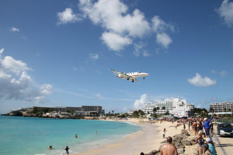 Ein Jahr zurück, Tag 5: St. Maarten – Wracks & Flugzeuge